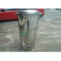 Buy cheap Food Grade Clear Water Filter Cartridge Housing For Water Purifiacation 10 Inch from wholesalers