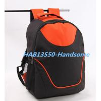 Buy cheap Hot Sale Backpack Black School Shoulder Bags-HAB13550 product