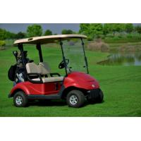 Buy cheap EQ9022 48V 4KW 2 seats electric golf cart/club car with DC motor from wholesalers