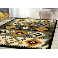 Quality Customized Indoor Area Rugs / Front Door Floor Mats For Bedroom for sale