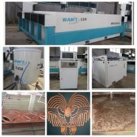 Buy cheap 2017 low price High pressure 1500*3000mm 420Mpa CNC copper sheet water jet cutting machine from wholesalers