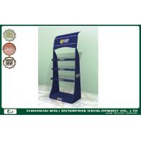 Buy cheap Custom 4 tier commercial display racks wire display stands for greeting card from wholesalers