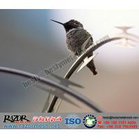 Buy cheap Cross Spiral Concertina Razor Wire with clips from wholesalers