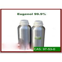 Buy cheap Eugenol Medicinal Plant Extracts CAS 97-53-0 Colorless to pale yellow from wholesalers