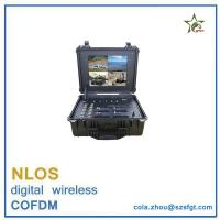 Buy cheap military communication portable COFDM diversity receiver with Pelican suitcase from wholesalers