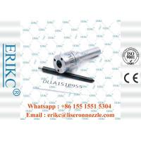 Buy cheap ERIKC DLLA151P955 denso common rail  injector nozzle DLLA 151P 955 diesel injection nozzle spray DLLA 151 P955 from wholesalers