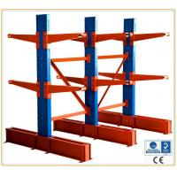 Buy cheap Hot sell best price multi level long span single arm cantilever rack with lumber from wholesalers