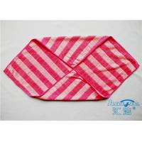 Buy cheap Home Textile Microfiber Weft-Knitted Cleaning Microfiber Cloths / Microfiber Wash Cloths from wholesalers