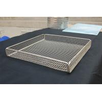 Buy cheap Stainless steel washing basket from wholesalers