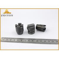 Buy cheap Corrosion Resistance Tungsten Carbide Fuel Injector Nozzle With High Bending Strength product