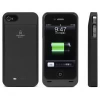 Buy cheap 2000 mAh Mophie Juice Pack Plus Backup External Power Bank Battery Charger Case for iPhone 4S /4 from wholesalers