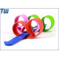 Buy cheap Bulk Cheap Silicon Clap Wristband 4GB USB Memory Stick Thumbdrive from wholesalers