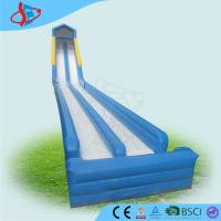 Buy cheap Funny Dry Slide Inflatable For Kids Constant Air 0.4mm / 0.55mm Large Inflatable Slides from wholesalers