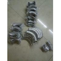 Buy cheap Ti Alloy Stainless Steel Elbow Long Radius 90 Degree With Silver Color from wholesalers