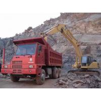 Buy cheap SINOTRUK HOWO 6x4 371HP Mining Tipper Truck 10 Wheeler Dump Truck For Sale from wholesalers