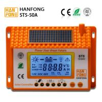Buy cheap 12V Solar Power Controller With Discharge Control , Solar PV Charge Controller  from wholesalers
