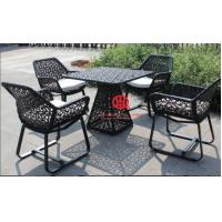 Buy cheap Exported Furniture Dining Room Rattan Table And Chair from wholesalers