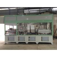 Buy cheap Fully Automatic Paper Pulp Moulding MachineHigh Precision With Hot Pressing System from wholesalers
