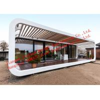 Buy cheap Housing Prefab Steel Structures , Pre-engineered Steel Structure Construction With Financing Funder Investor from wholesalers