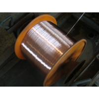 Buy cheap 15% Copper Clad Aluminum Wire , CCA Inner Conductor Leaky Feeder Cable , from wholesalers