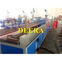 Buy cheap High Efficiency PVC Wave Roofing Sheet Making Machine Plastic Sheet Extrusion Line from wholesalers