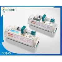Buy cheap Professional Electronic Medical Infusion Pumps / Syringe Pump for All Syringe 10mL- 50mL from wholesalers