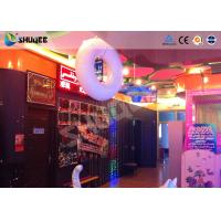 Buy cheap Popular 5D movie theater more special effects more excited , equipment 5D motion chair product