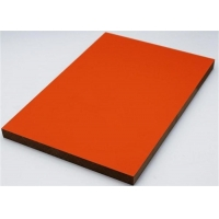 Buy cheap Plain 0.35 mm  PVC Laminated MDF Board For Interior Furniture from wholesalers