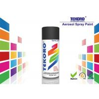 Buy cheap Interior & Exterior Enamel Spray Paint Various Colors For Furniture / Bicycles from wholesalers