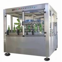 Buy cheap SS 304 Beverage Bottling Equipment 4000BPH Pneumatic Electric Driven Type from wholesalers