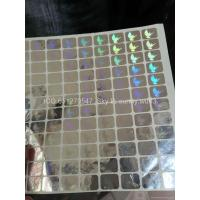 Buy cheap mini dove visa hologram sticker from wholesalers