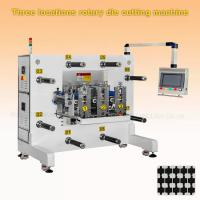 Buy cheap Adhesive Waterproof Sticker Label Rotary Die Cutter Machine 50 M/Min 3500KG from wholesalers
