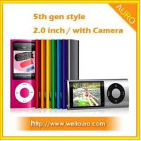 Buy cheap 2.0 inch mp4 player with Camera 5th Gen from wholesalers