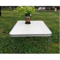 Buy cheap MDF Folding Picnic table and seat sets Camping table Outdoor use from wholesalers