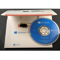 Buy cheap Genuine Microsoft Win10 home 32bit 64bit OEM package coa sticker DVD windows 10 home computer software system from wholesalers