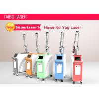 Buy cheap Tattoo Removal 532nm 1064nm Q Switch Nd Yag Laser Paint Removal Machine 2000mj from wholesalers