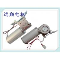 China Heavy Duty Low Noise Sliding Glass Door Motor Brushless Safety Automatic Stop on sale