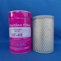 Buy cheap Replacement Emerson Sf-48 Suction Filter Element 48 product