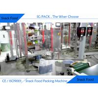 Buy cheap High Speed Dry Fruit Packaging Machine PLC Control For Dried Pineapple from wholesalers