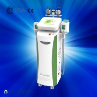 Buy cheap Hight quality,5 handles, ce certification Vaccum suction body slimming professionnel cryolipolysis minceur machine from wholesalers