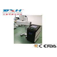 Buy cheap QR Code Laser Engraving Machine , CO2 Laser Numbering Machine For Plastic / Wood from wholesalers