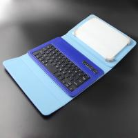 Buy cheap Cordless ABS plastic keys bluetooth Keyboard Case for 8 inch tablet / Laptop product