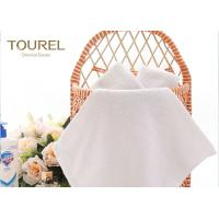 Promotional Solid Rectangle Face 100 Cotton Washcloths For Home And Hotel