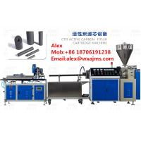 Buy cheap CTO Carbon Filter Cartridge Machine from wholesalers