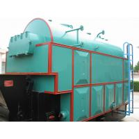 Buy cheap Peerless Spiral Coal Fired Industrial Steam Boilers 6 Ton For Fiber from wholesalers