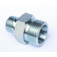 Buy cheap Thread Stud Ends hydraulic adapter with O-Ring Sealing from wholesalers