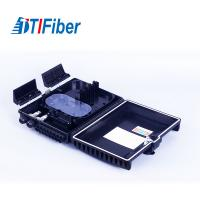 Buy cheap 16 Ports Fiber Optic Distribution Box FTTH Indoor Outdoor SC/LC Adapters Suitable product