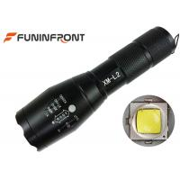 Buy cheap 1000LM CREE XM-L T6 Zoomable LED Torch Handheld for Outdoor Camp, Bike Ride Lamp from wholesalers