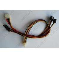 Buy cheap Low Profile Latching SATA Power Cable , Locking SATA Extension Cable For Data Transfer from wholesalers
