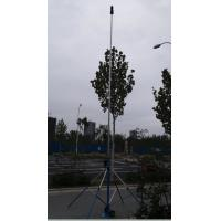 Buy cheap 20ft portable aluminum telescoping mast telescopic mast hand extending mast hand push antenna mast from wholesalers